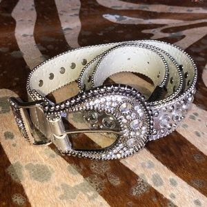Accessories - Crystal cowgirl belt